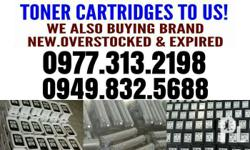 We buy empty ink cartridge HP and Canon,Selected