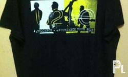 Pre owned bandshirts U2 large good as new 350 Slipknot