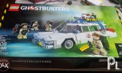 LEGO 21108 Ghostbusters Ecto-1 Brand new, sealed.
