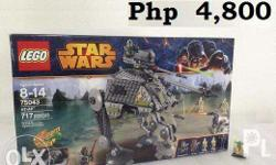 Selling Brand New and Factory Sealed LEGO Star Wars