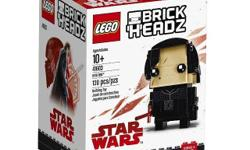 > Buildable LEGO BrickHeadz construction character