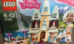 LEGO Disney Princess Frozen 41068 Arendelle Castle