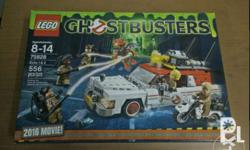 Original LEGO Brand new and sealed. Ghostbusters 2016