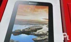 Brand new tablet with complete accessories Still in