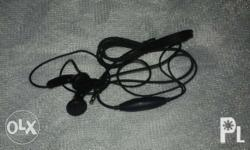 Available as long as posted. Original Lenovo Earphones