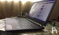 Almost brand new Lenovo Ideapad 100-15Iby ( 1 mo. used