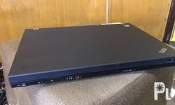 Lenovo tHinkpad T500 core2duo 2.5ghz 2gb ram 160gb hdd