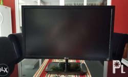 "Ultra Slim 23"" LG Flatron E2381V LED Monitor for sale"