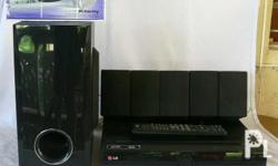 A) LG DVD 5.1 Home Theatre Model DH3031S 5.1 Suround