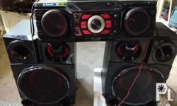 DVD Mini Hi-Fi System FOR SALE at Php10,000.00 XBoom