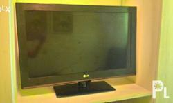 Slightly used flat screen television for sale