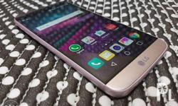 LG G5 F700S ROSEGOLD SELLING PRICE : 19,000 SWAPPING