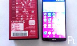 LG G Pro 2 (D838) 98% smooth Quick Specs 13mp rear cam