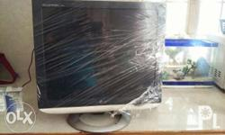 Lg 17 inches LCD monitor in good condition. No issues