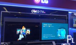 Key Features OLED OLED HDR Infinite Contrast Cinematic