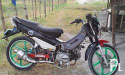 sale rush lifan110 original japan.complete paper or cr