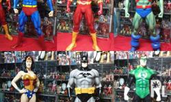 -BER Months offer! JLA Package consists of 6 Heroes and