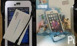 Lifeproof case, Nuud Bought at sm baguio for 4,395.00