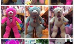 53inches cuddle bear so soft love to hug we do shipping