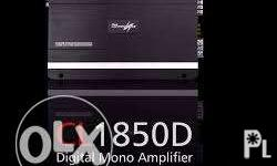 Power amps mono for sub 09163676780