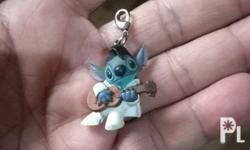 Lilo and stitch elvis presley charm Good condition 250