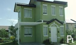 LINDEN HOUSE MODEL SINGLE ATTACHED HOUSE AND LOT WITH
