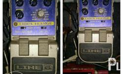 For sale Line 6 Liqua Flange Guitar Effects Pedal
