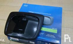 Linksys by Cisco Wireless-N Home router
