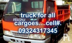 truck for services,,cargoes&lipat bahay,,available
