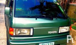 Toyota Liteace GXL 1996, acquired 97 * power steering *