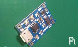 Brand new 5V 1A Lithium Battery (18650) Charging board