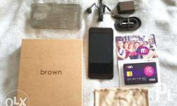 """Newest local brand Brown1 for sale Specs of phone: 4.7"""""""