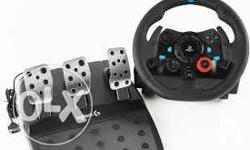 Logitech G29 driving racing wheel Compatible with your