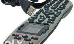 Logitech Harmony 650 universal remote Support for 8
