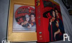 Lois and Clark complete TV series never been used 2,999