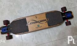 LOADED 2 FLEX Made in California Bamboo board STILL