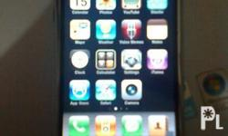 Deskripsiyon looking for iphone 3g for 11k or to swap