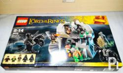 Lord of the rings attack on weathertop sealed