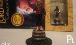 Lord of the Rings miniatures by Eaglemoss for sale.