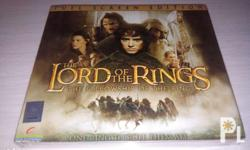 The Lord of the Rings , The Fellowship of the Ring