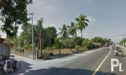 Lot For Rent Commercial lot with very good location for
