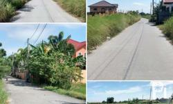 LOT FOR SALE is located in Simple Living Subdivision,