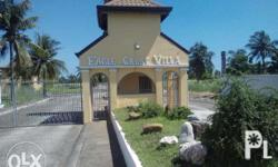 At the right side of Eagle Crest Villa, Dagupan City