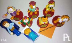 FOR SALE Lot 8 of Garfield Collectibles from 1990s *The