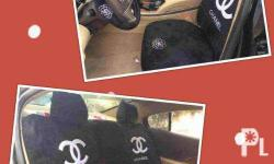 Louis Vuitton Chanel Car Seat Cover 18 In 1