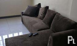 Brand New L Shape Sofa for sale. Going home to