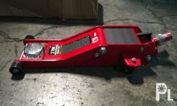 Brand: Big red US brand Capacity: 2 ton Min height: