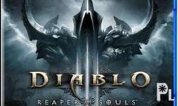 RERICED: LOWERED/ BRAND NEW/ Diablo 3 Reaper of soul
