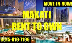 SMDC JAZZ RESIDENCES in Bel-Air Makati Ready For