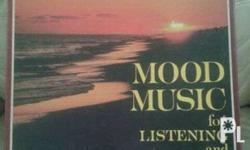 Sale or swap Mood music for listening and relaxation